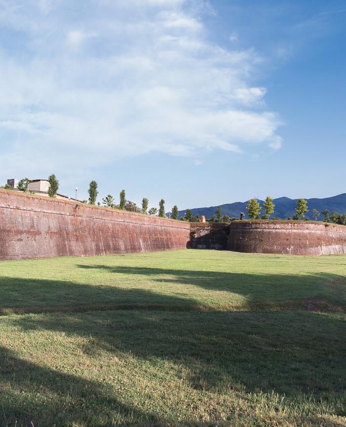 Lucca -Le mura
